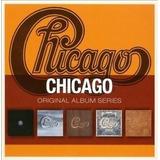 Chicago Original Album Series [box 5 Cds Original Lacrado]